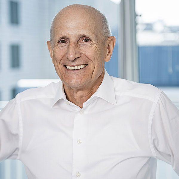Das Porträtfoto von Ulrich Misgeld, im Beirat der Below Tippmann & Compagnie Personalberatung GmbH.